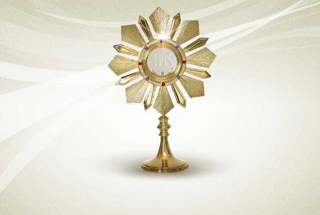 Sacramento Do Matrimonio Na Bíblia : O ostensório e a adoração de jesus cristo…