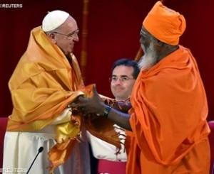 papa interreligioso