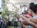 Celebração de Domingo de Ramos - 29/03/15 – 8h