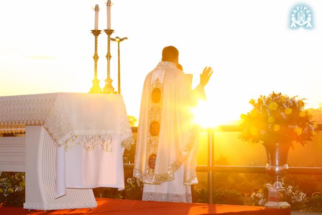 Peregrinación del Divino Padre Eterno de 2015