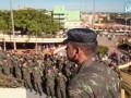 Missa da Romaria dos Militares no dia 03/07/15 - 10h