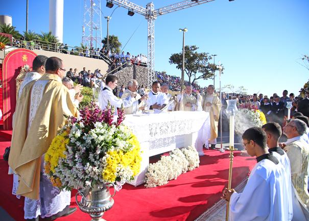 Romería del Padre Eterno Divino, 2016