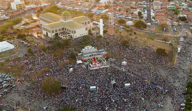 Pilgrimage 2018 Gathers 3 Million People In Trindade
