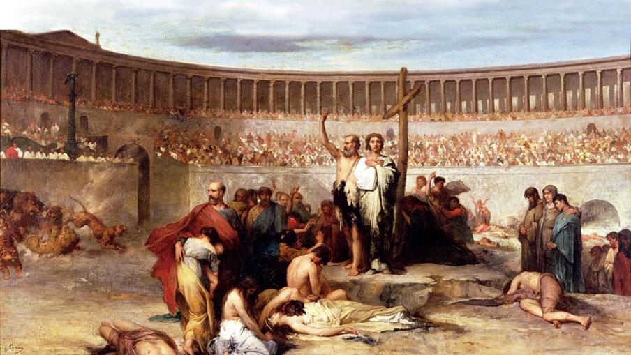 Protomártires da Igreja de Roma | Portal de notícias sobre a ...