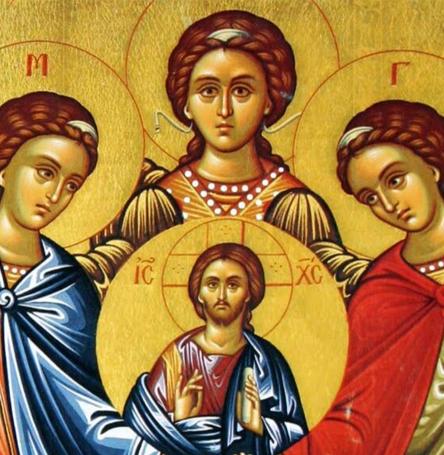 Santos Arcanjos Miguel, Gabriel e Rafael…