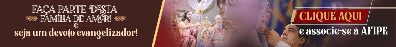 Banner Principal - Novo Santuário